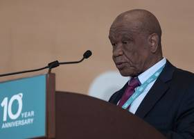 lesotho's murder mystery, prime minister tom thabane and his estranged wife
