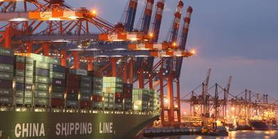world trade is set to post its first annual contraction since the financial crisis