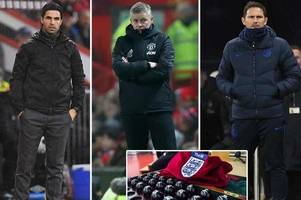 chelsea could face liverpool in fa cup with wayne rooney one game away from man utd tie