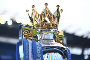 liverpool to face delay of one month to lift premier league trophy