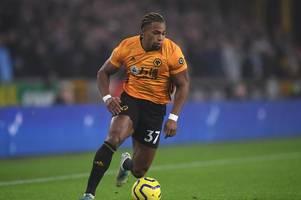 wolves set adama traore transfer asking price as liverpool among premier league suitors
