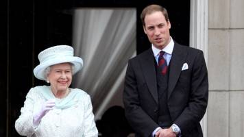 queen elizabeth appoints prince william to new position