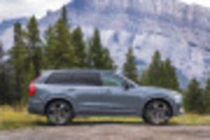 next volvo xc90 to offer electric option