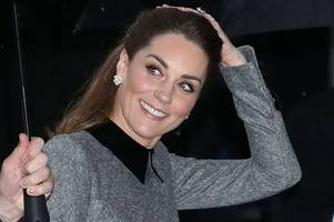 kate middleton and prince william join holocaust survivors at emotional ceremony