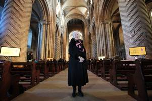 holocaust memorial day 2020: the story of a cambridge woman born into a nazi concentration camp