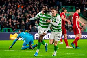 mikey johnston on unselfish odsonne edouard gesture as he pinpoints celtic advantage in title race with rangers