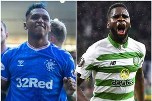 rangers are bang average and alfredo morelos is the poor man's odsonne edouard- hotline