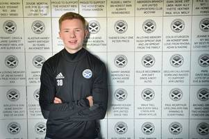 rangers star stephen kelly bids to catch the eye of ibrox boss steven gerrard with impressive loan spell at ayr united