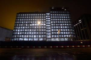 why all the lights are always on in the new uk government tax office in cardiff