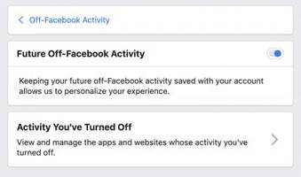 facebook knows what you're doing on other sites and in real life. this tool lets you see what it knows about you. (fb)