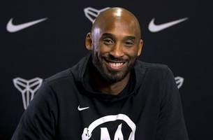 in april, kobe bryant reflected on coaching gigi, women's basketball, uswnt, and more | fox sports