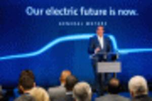 detroit-hamtramck to be gm's first dedicated ev plant