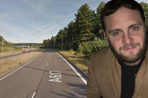 driver found guilty of killing chellaston rac worker