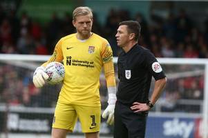 who is david cornell? derby county's fa cup rival linked with pride park move