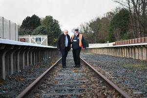 Government steps up plans to reopen railway lines closed under the Beeching Axe