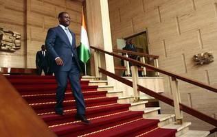 Soro intent on becoming Ivory Coast's next president despite coup warrant