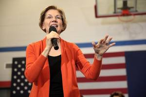 warren offers infectious-disease plan amid china outbreak