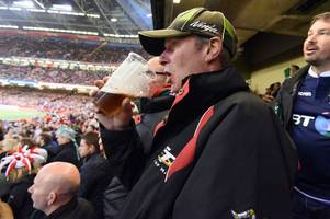 major six nations change announced at principality stadium as almost every bar no longer accepts cash