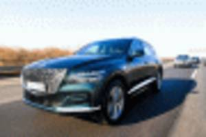 2021 genesis gv80 to feature new turbocharged engines, cutting edge technology