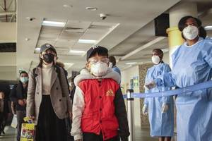 china evacuations begin as who voices concern about virus spread