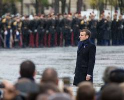 Macron: Turkey is sending warships, mercenaries to Libya