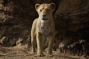 'the lion king' is king at the visual effects society awards