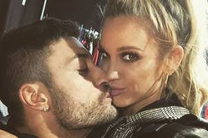 giovanni pernice in shock split from ashley roberts after just one year