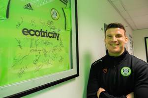 Forest Green Rovers re-sign Chris Stokes on short-term deal from League Two Rivals Stevenage Borough