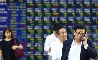 asia shares struggle for footing after rough virus-scarred week