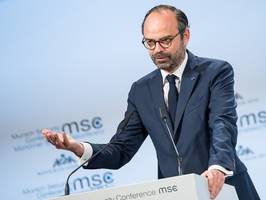 French PM Philippe to run for mayor in Le Havre