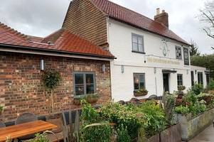 the cricketers on the green review: charming pirbright pub overlooking duck pond finally reopens