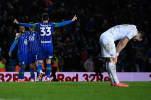 'backwards club' - leeds united fans furious as west brom return to championship summit