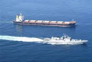 japan sends warship to gulf to protect oil tankers as us-iran tensions simmer