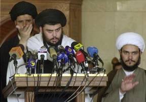 moqtada al sadr calls for action against iraq protests