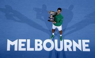 novak djokovic lands eighth australian open title and 17th grand slam
