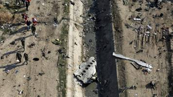 leaked audio recording shows iran knew a missile hit ukrainian plane