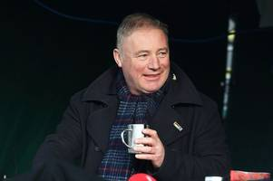 ally mccoist's blatant anti-celtic comments on leigh griffiths were a disgrace - hotline