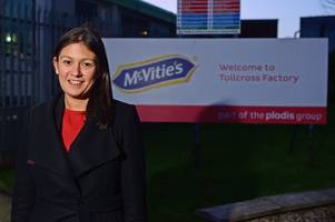 labour leadership contender lisa nandy says scottish party has been treated as an 'afterthought'