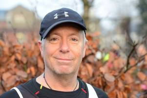 father-of-two runs more than 100 races in one year for charity