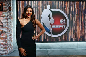 'nba countdown' host maria taylor hopes to 'turn viewers into fans of people, not just players'