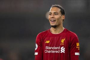 Rio Ferdinand insists Liverpool's Virgil van Dijk should not win Player of the Year