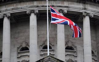 belfast city hall to fly union flag in honour of scandal-hit prince andrew for birthday