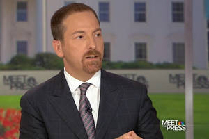 nbc news' chuck todd on trump's 'cult of personality': the gop 'is no longer organized around ideas'
