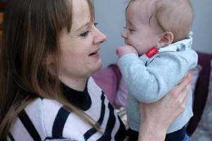 'i just didn't think my body would manage': what life is like for full-time mum in a wheelchair