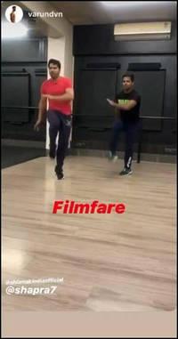 65th Filmfare Awards: Varun Dhawan to throw a sizzling performance