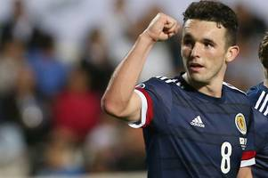 John McGinn faces royal inquisition as Aston Villa star quizzed by Prince William over injury