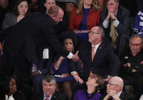 father of girl killed in parkland shooting removed from state of the union