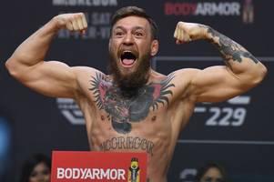 conor mcgregor eyeing khabib nurmagomedov fight next but has plan b says dana white