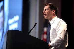 final results of iowa democratic caucuses show tight buttigieg-sanders game