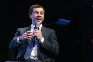 how pete buttigieg rose to the top